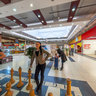 Big chess in Fabrika Mall