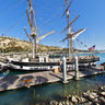 Danapoint Harbor Tall Ship Pilgrim