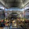Papeete Market, 1rst floor