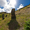 Inside Rano Raraku : The Open Air Museum