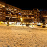 Avoriaz By Night : DownTown