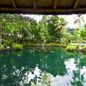 Pura Gunung Kawi Pond