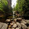 Waterfall Szklarki, Szklarska Poreba, Poland
