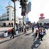 Feria de San Marcos Encierro