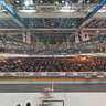 Hanns-Martin-Schleyer-Halle, 6 Tagerennen, Tribne Bild 1
