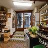 Wine shop Migone, Piazza San Matteo, Genoa, Italy