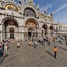 St. Mark's Square, Basilica, Venice, Italy