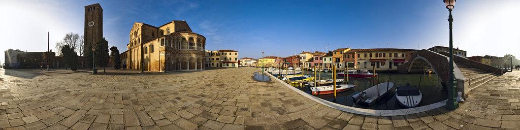 Santi Maria e San Donato, Murano, Venice, Italy
