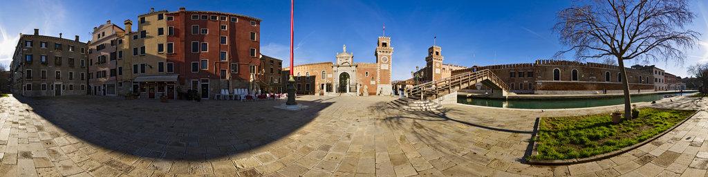 Arsenale - Ingresso di Terra, Venice, Italy