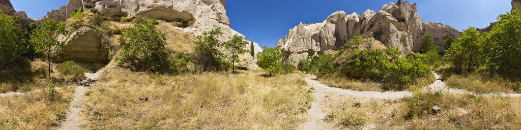 Meskendir Valley, Cappadocia, Turkey