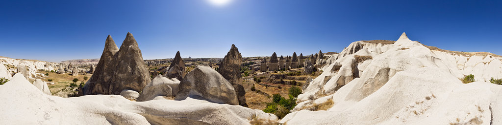 Love Valley, Cappadocia, Turkey