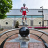 Statue Of Ultraman