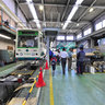 Arakawa tramline carbarn open day again