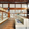 Kodakara Yu, a public bathhouse: Women's changing room