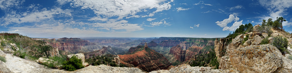 Point Imperial, Grand Canyon, Arizona, USA