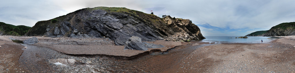 Meat Cove, Cape Breton, Nova Scotia, Canada