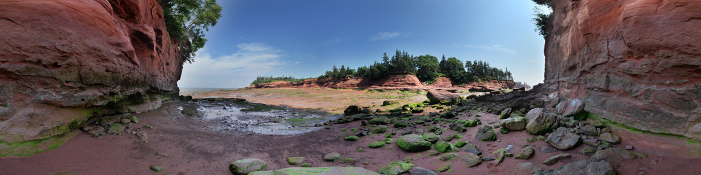 Burntcoat Head, Nova Scotia, Canada