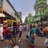 25. Minara Masjid, Mia Ahmed Latif Merchant Chowk, Mohd Ali Road, Mumbai, Maharashtra - India @ Humayunn Niaz Ahmed Peerzaada