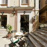 Streets of old Corfu, Greece