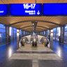 Bahnhof Hannover-Messe/Laatzen