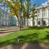 Garden of Winter Palace, Petersburg