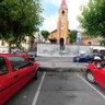 Plaza 1º Mayo en Ortuella