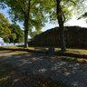 Västervik Castle ruins