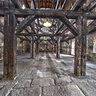 Risiera di San Sabba - taborišče Rižarna - room of crosses - sala delle Croci