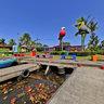 Tortuguero Dock and Canals, Costa Rica