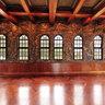 Salon Dorado - Golden Room at Costa Rica's Art Museum