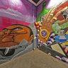 Winwood Walls at night after Art Basel Miami Beach 2011