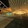 Oriente Gare at Night