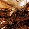 Altes Zollhaus Zittau Herwigsdorfer Str.2 Ruine nach Brand