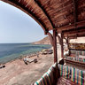View Over Blue Hole, Dahab - Egypt