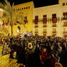 Encuentro, Semana Santa de Elche 2012