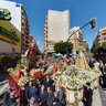 Meeting in the Procession of the Hallelujahs, Elche 2012