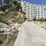 Pelicano holiday apartments   next  to cala mayor beach in  Majorca