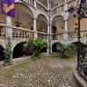 Castle Strechau - Courtyard