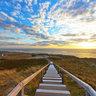 Stairway Sunset