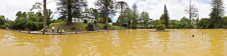 Lago Terra Nostra