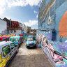 Graffiti Backyard