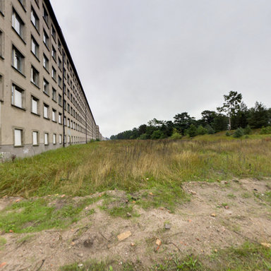 Prora nazi holiday resort 1 rugen panorama in r gen for Nazi holiday resort