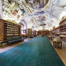 Strahov Theological Library 70mm gigapixel 2014version 30k 15k small version