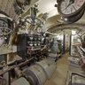 WWii Submarine - Engine room