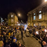 Lantern Parade at the Lamplighter Festival, Todmorden