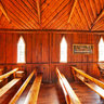 Bulwer Yellowwood Church Interior