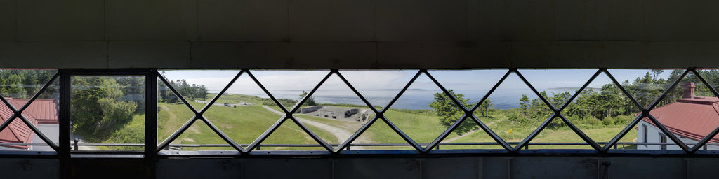 Admiralty Head Lighthouse Lantern Room - Fort Casey State Park, Washington