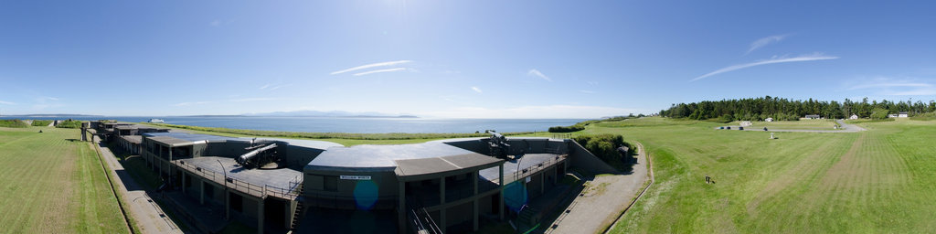 Battery Worth - Fort Casey State Park, Washington