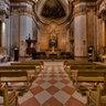 papal basilica of San Miguel of Madrid