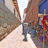 12 Angled Stone Inca Wall Cusco peru